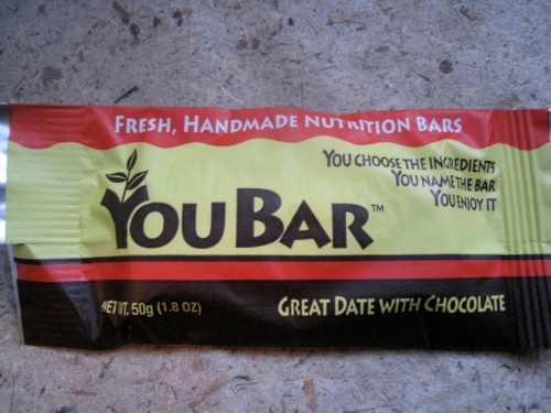 Great Dates w/ Chocolate YouBar