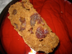Pumpkin/Banana/ Date Tea Loaf 2