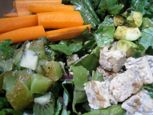 Agave Cinnamon Salad