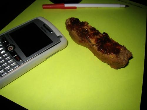 Pumpkin-Banana-Date Tea Loaf