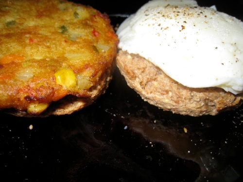 English Muffin Sandwiches