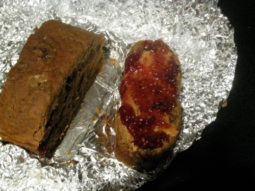 Pumpkin-Banana-Date Tea Loaf