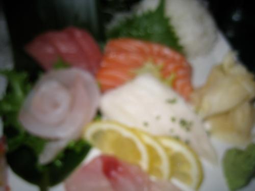 Friend House Sashimi