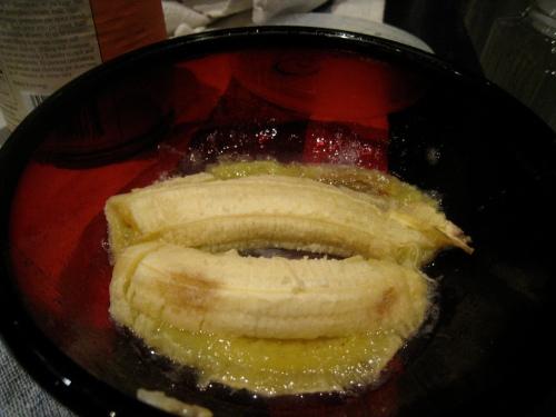 Banana Brulée