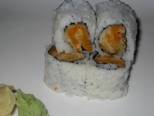 Sweet Potato Roll