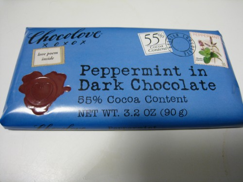 Chocolove Peppermint