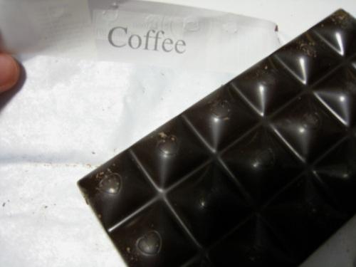 Coffee Crunch Chocolove 2