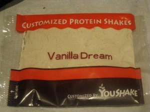 YouShake Vanilla Dream Protein Powder