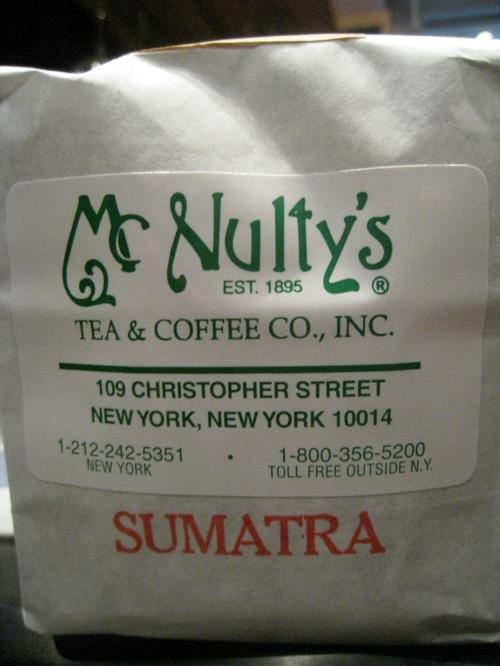 McNulty's Sumatra