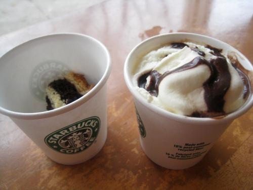 Starbucks Samples