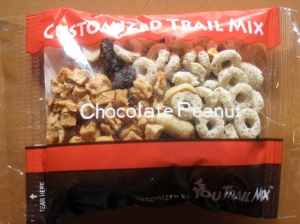 YouBar Chocolate Peanut Trail Mix