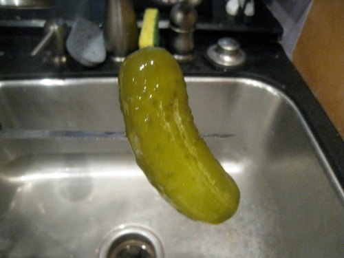 Floating Pickle