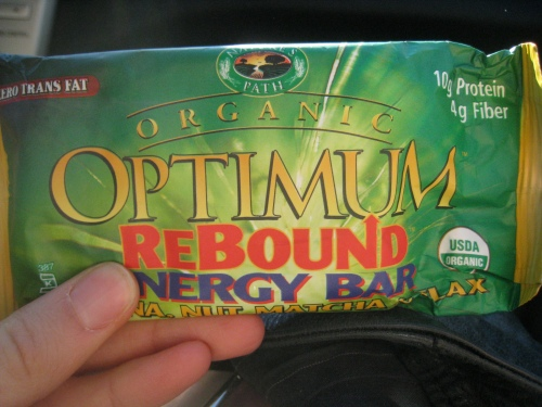 Optimum Rebound Energy Bar