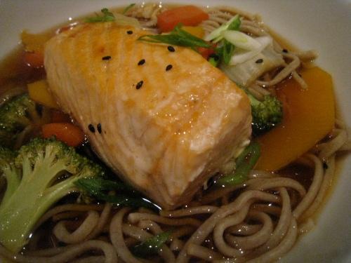 Spoonriver Salmon