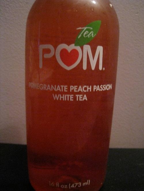 POMx Pomegranate Peach Passion White Tea