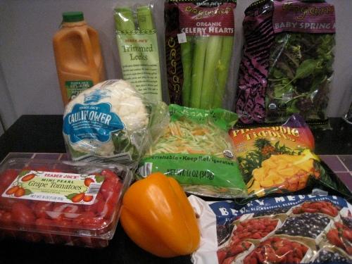 TJ's Fruit & Veggies