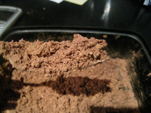 Chocolate Snowballs Dry