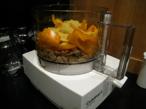 Loaded Food Processor