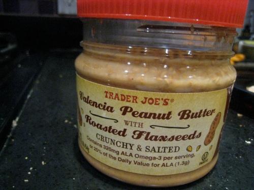 Peanut Butter w/ Flax