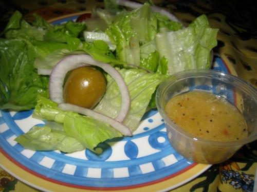 Parmigiana Salad