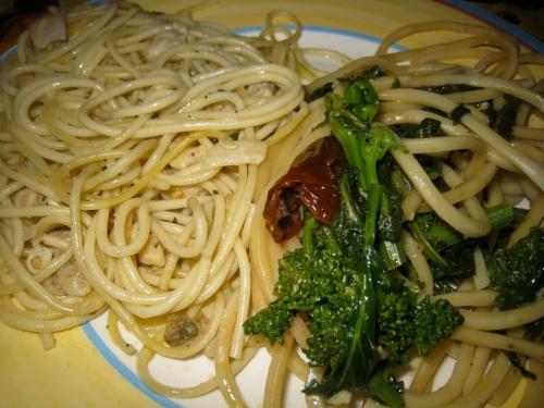 Parmigiana pasta