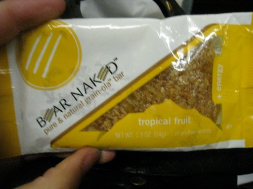 Bear Naked Tropical Fruit Grain-Ola Bar
