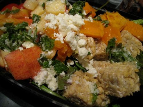 Coconut Mint Salad