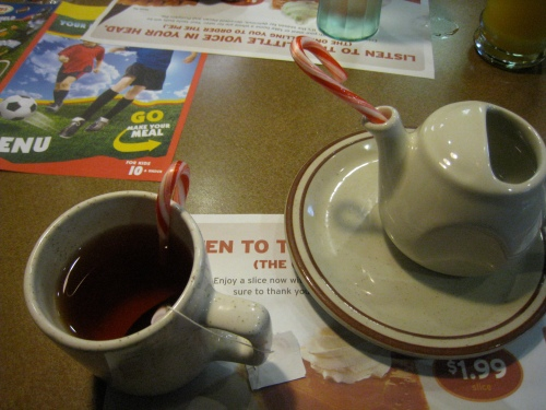 Denny's Peppermint Tea