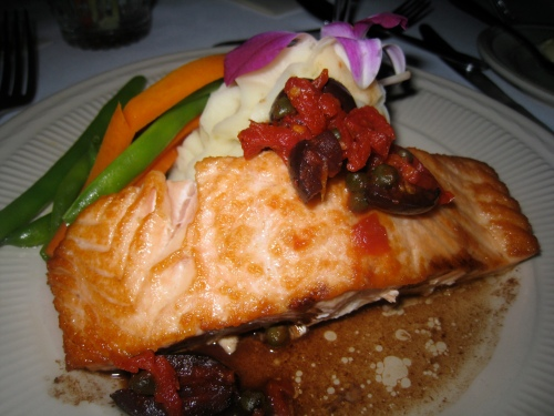 Wedding Salmon