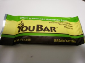 YouBar Breakfast Bar